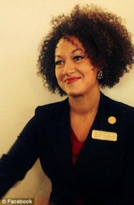 Rachel Dolezal via Facebook