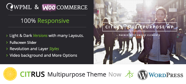 Citrus one page Shopify - 2