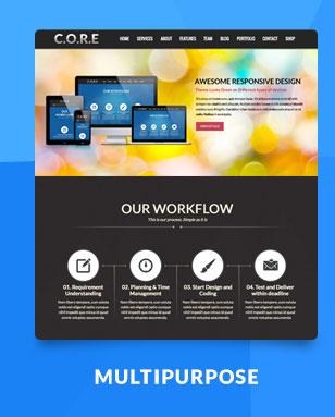 Core - OnePage WordPress - 2