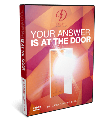 Your Answer Is At The Door DVD