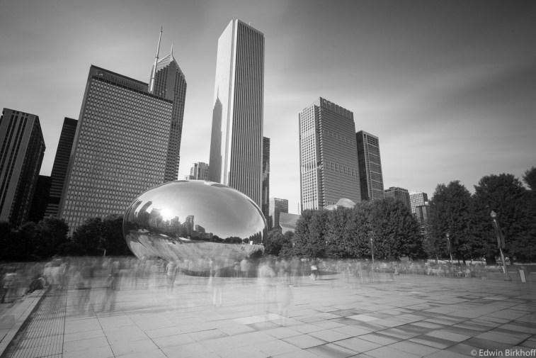 Chicago Juni 2016 - Wegdenken