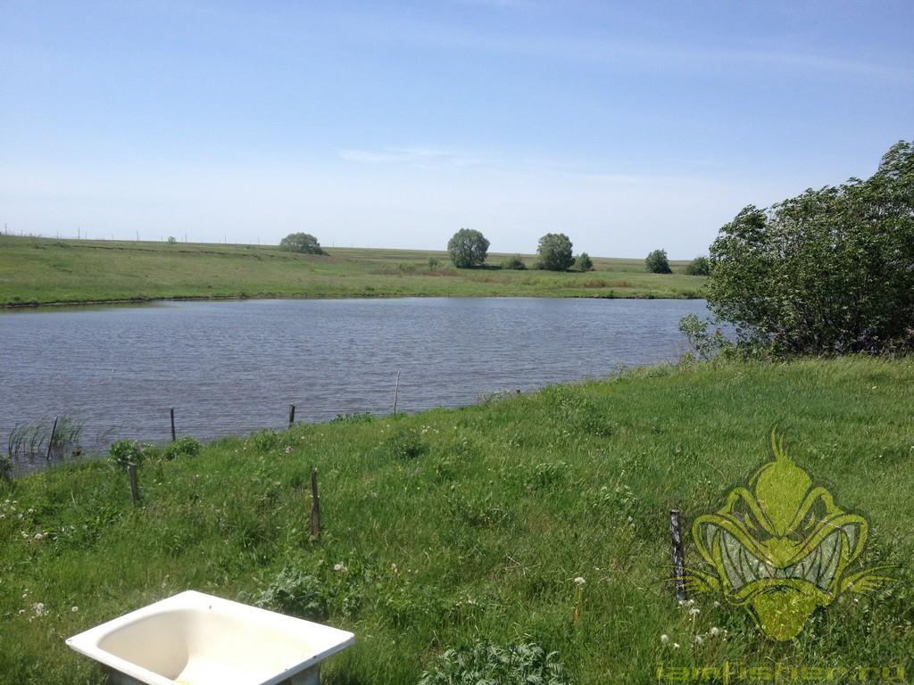 Клейменовский пруд