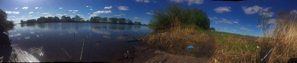 Синяевский пруд