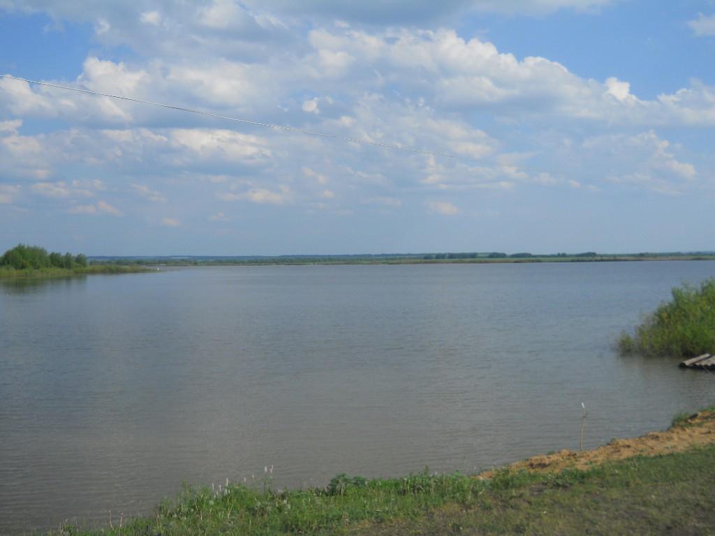 Губернаторский пруд, Колышлейский район