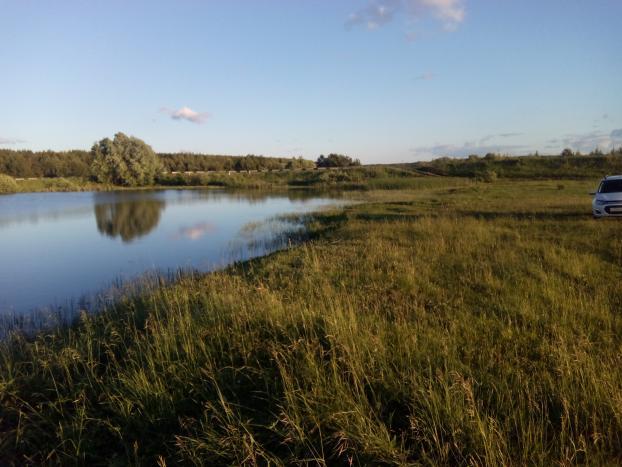 Комаровский пруд