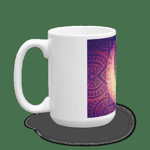 Moonlit Dreams Ceramic Coffee Mug