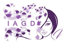 IamGonegirl designs logo