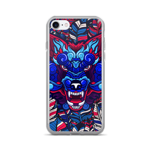 Hidden Wild Beasts iPhone 7/7 Plus Case