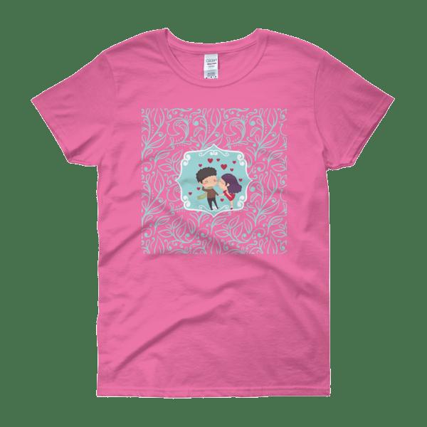 Kiss Me Love Women's t-shirt
