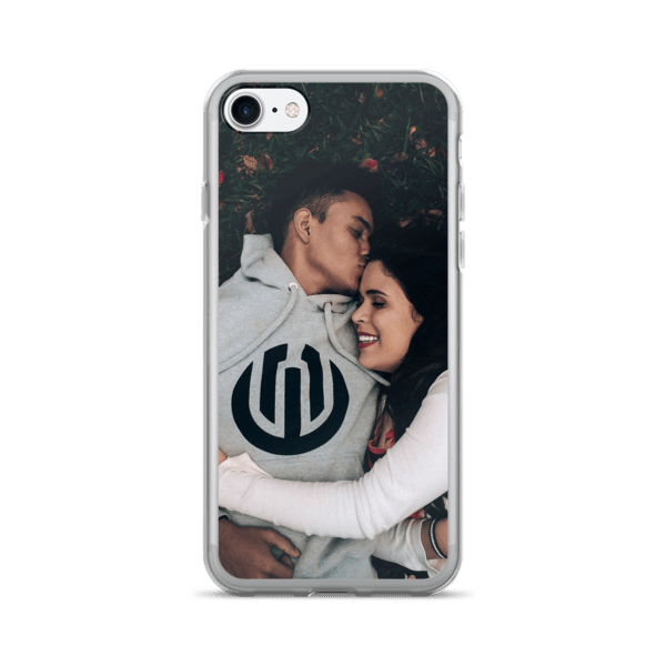 Loving Interracial Couple iPhone 7/7 Plus Case