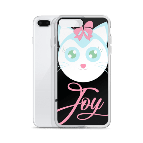 Joyful Cat iPhone Case