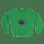 Cute and Stubborn Kitty Sweatshirt women and men cat lovers gift iamgonegirldesigns