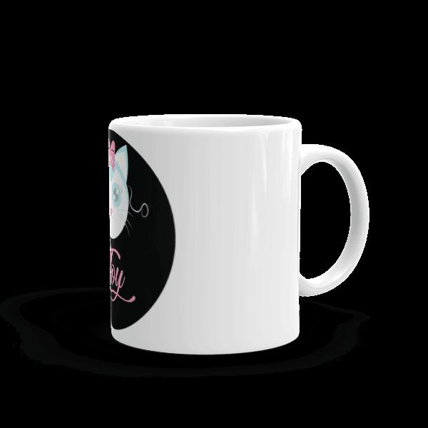 Joyful Cat Mug