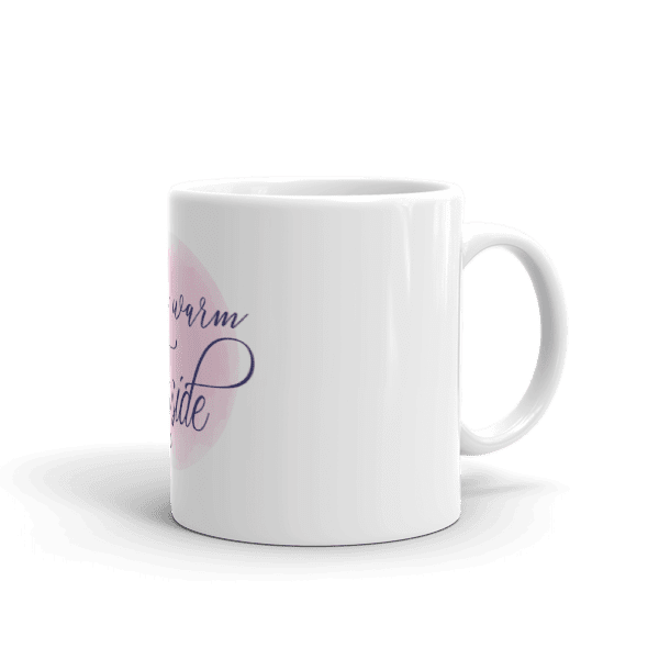 I'm Warm Inside Mug