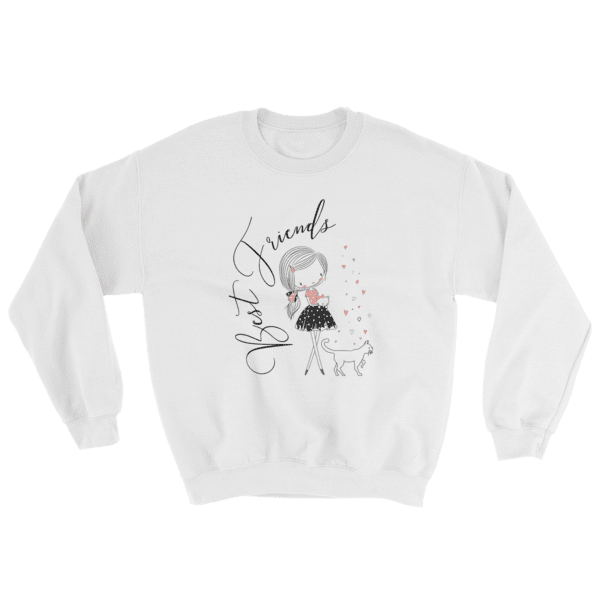 Best Friends Kitty and Me Sweatshirt