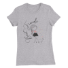 Best Friends Kitty and Me Women's Slim Fit T-Shirt