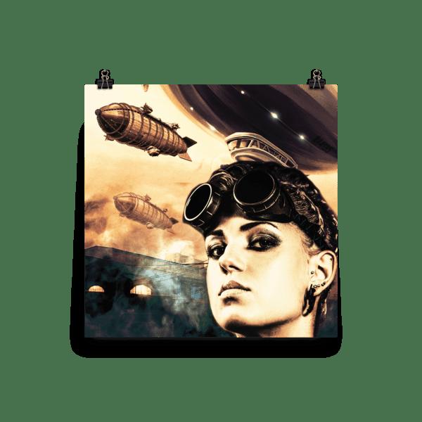 Steampunk Misfits: Laura
