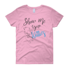 Show Me Your Kitties! Women's t-shirt
