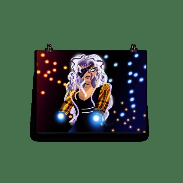 Midnight: Bionic Rise Poster