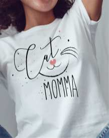 Cat Momma Shirt