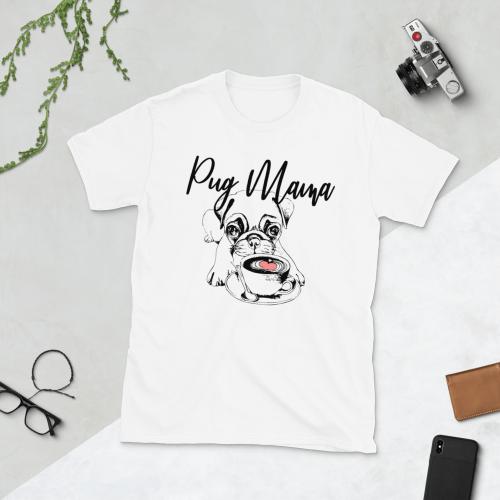 Pug Mama T-Shirt