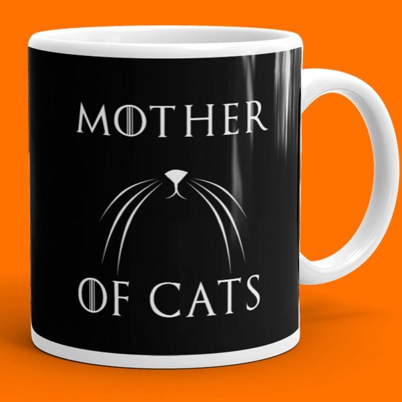 Mother of Cats Mug