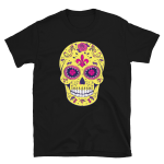 Lemon Sugar Skull T-Shirt