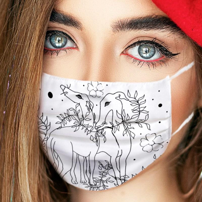 face mask greyhound mock42