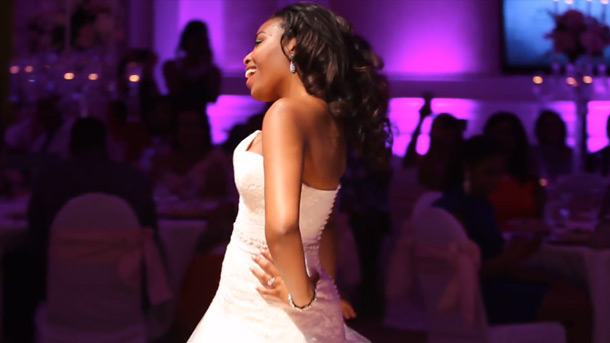 Bride-Serenades-Groom-to-Beyonce