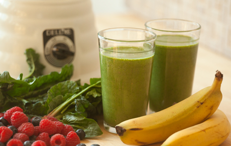 Drink Only Green Smoothies (2/2)