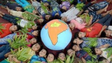 world environment day celebration in India