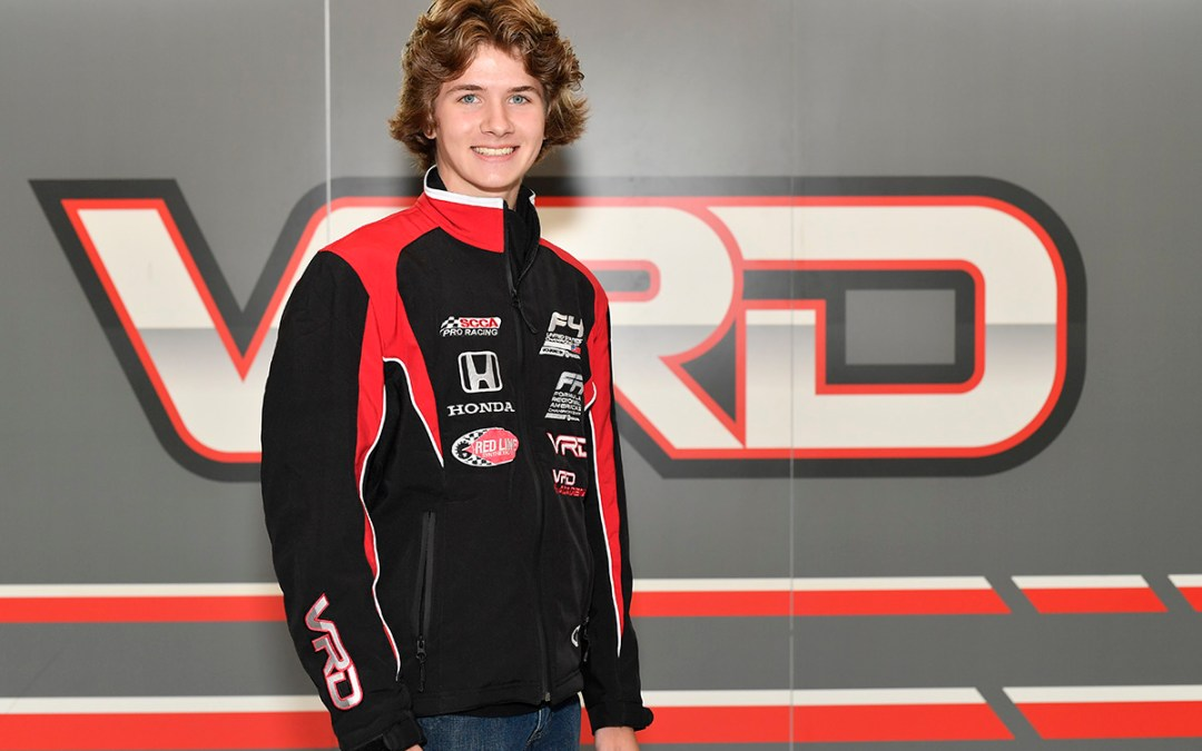 Rookie Jason Alder Readies for First Career F4 US Event at Road Atlanta