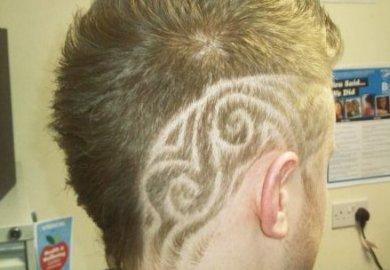 Hair Tattooing Hair Designs