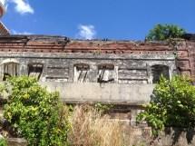 Derelict structures