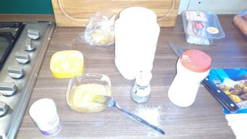 Recept Ingredienten