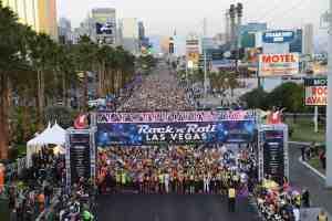 Las Vegas Marathon in Miles