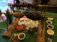 Seafood Island gluttony