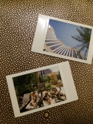 Polaroids from Emily