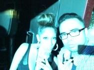 LA friends, Celeste