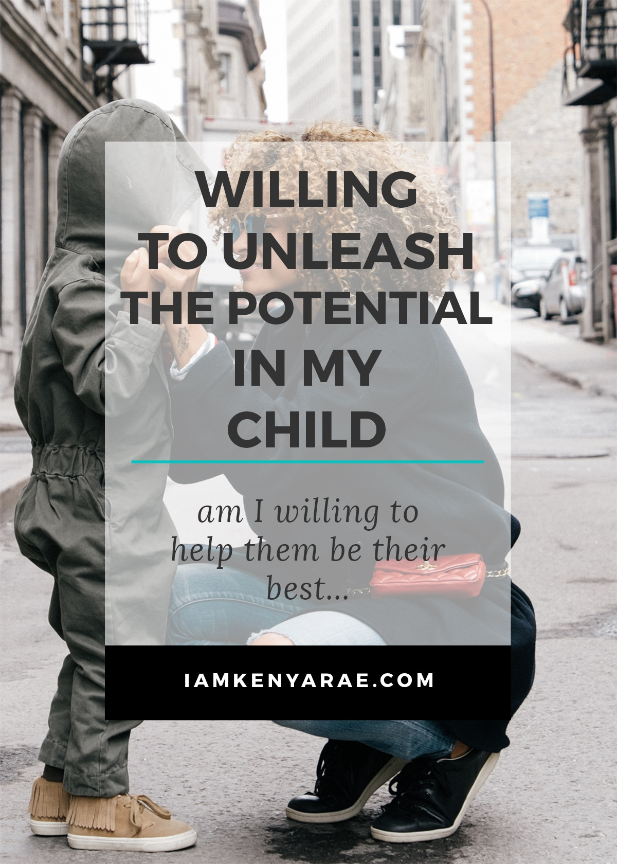 Unleash the Potential in My Child?