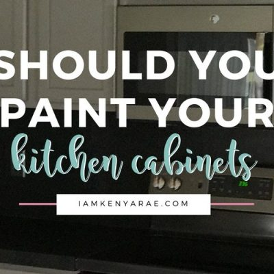 How To Become a Kitchen Cabinet Painting Ninja + Answers to Your Questions