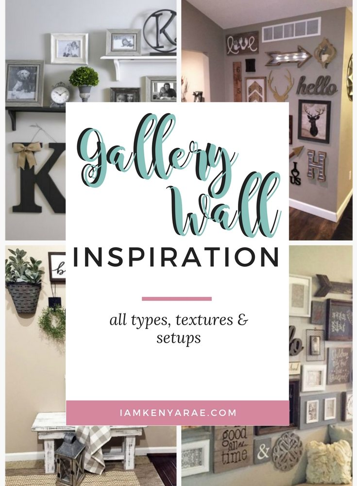 Looking for some gallery wall inspiration or how to?  here you can find tips, trips and full blown inspiration for creating your next gallery wall.