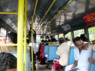 KSRTC RNC 956 Ordinary Nilambur - Thiruvambady