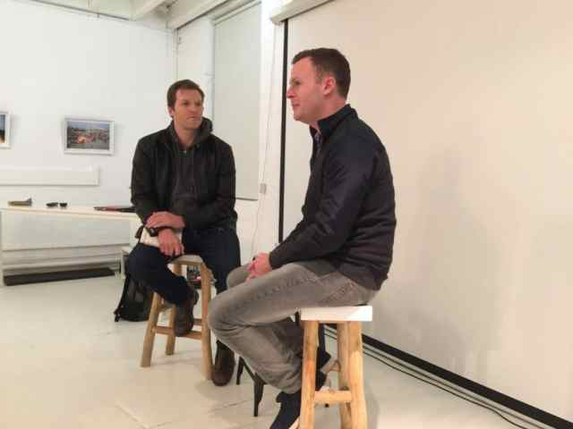Mark Forrester Q&A with Sean Parker Ross about WooMattic