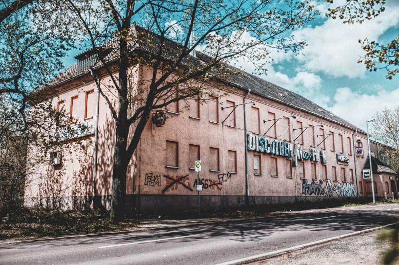 iamlost verlassene orte Köthen Maxxpark