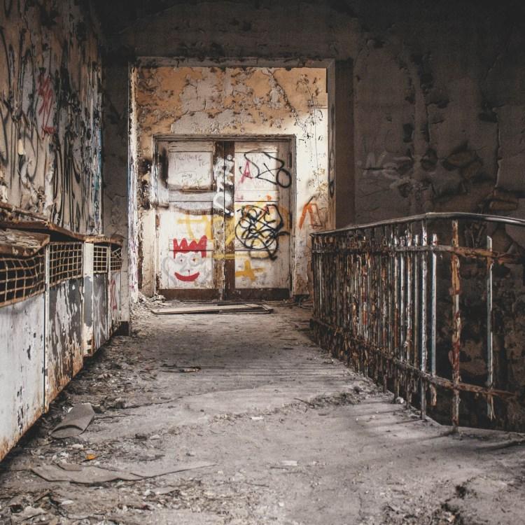 iamlost verlassene orte Dessau Kristallpalast