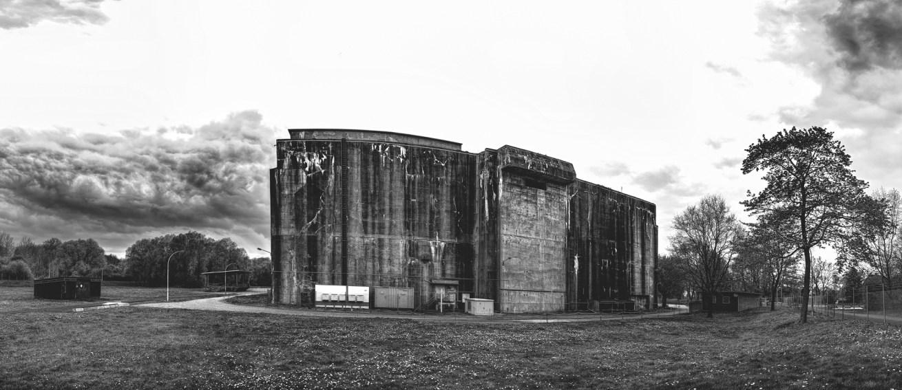 iam lost verlassene orteU-Boot Bunker Valentin Bremen