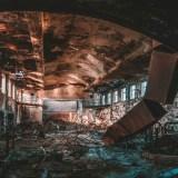 iamlost verlassene orte Kulutrhaus Dessau Disco Big
