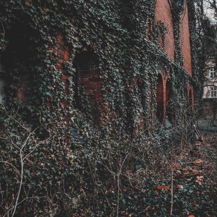 iamlost verlassene orte Red Chruch Bernburg