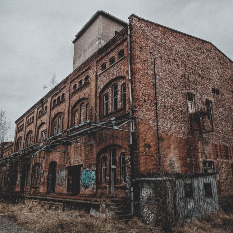 iamlost verlassene orte Raw Magdeburg